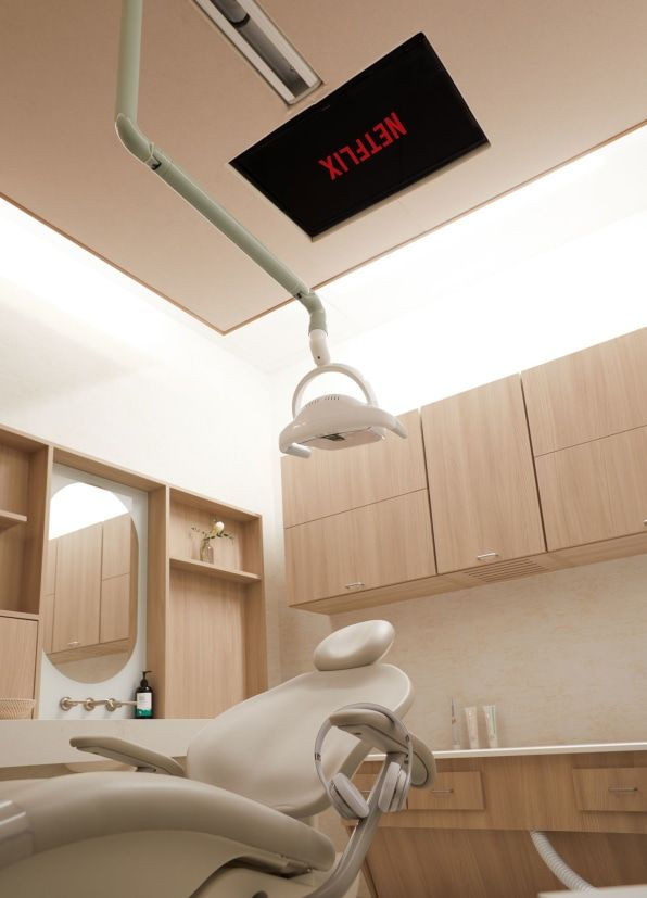 Netflix on your next dental appointment?