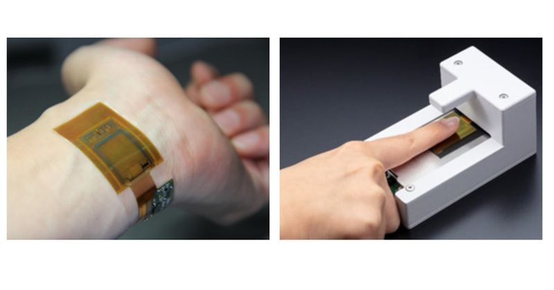 Japan Display Created a Sensor for Highly Secure Authentication