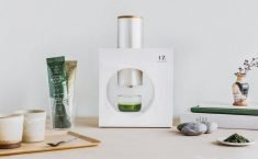 The Cuzen Matcha Home Tea Maker
