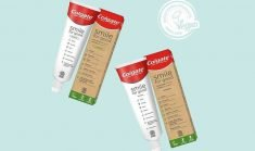 Colgate Launched Vegan Toothpaste in Recyclable Tubes