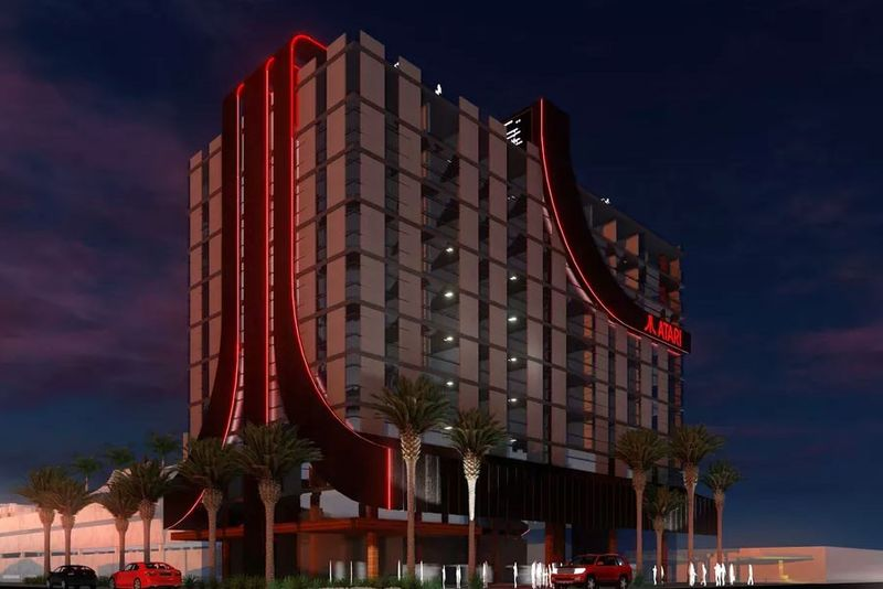 Atari Will Open a Gaming Hotel in Phoenix with AR and VR Experiences