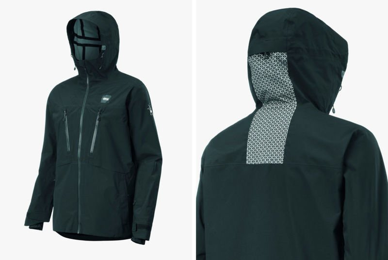 New Organic Clothing Jacket is Durable and Breathable