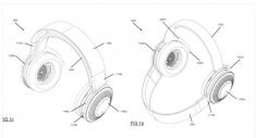 Dyson Patents Headphones That Double as an Air Purifier