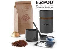 'EZPOD' Quickly Refills Pods for Nespresso