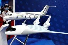 Airbus unveils 'blended wing body' plane design