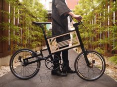 Japanese student creates traditional bicycle, brings new life to centuries-old craft