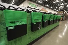 Amazon wants to kill the supermarket checkout line.