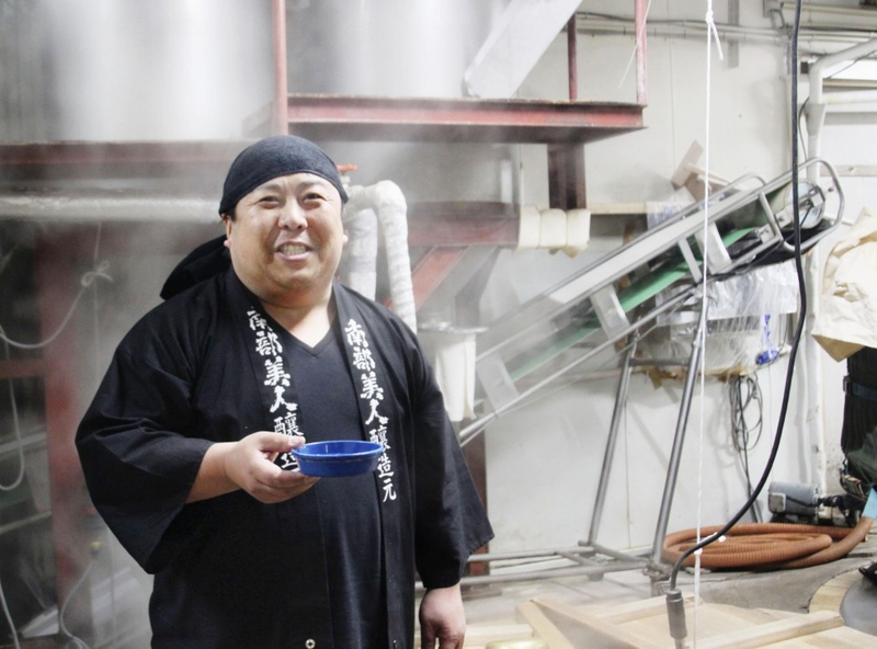 Sake brewers looking to AI for future