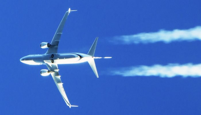 If we change airplane altitudes we might be able to reduce climate impact of contrails by 59%