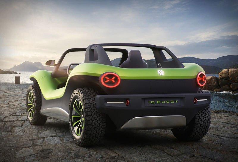 The Volkswagen I.D. Buggy