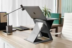 The 'MOFT Z' Sit-Stand Laptop Desk