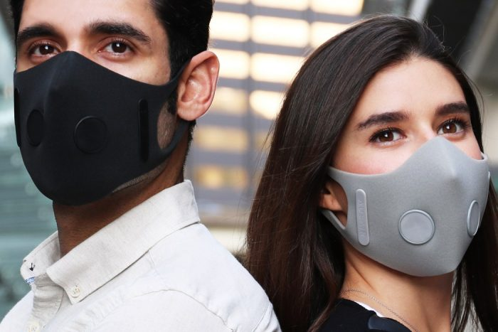 AusAir's masks are among the first to have 'botanical' PM2.5 filters