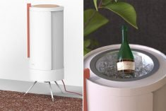 The Conceptual 'Silo' Refrigerator