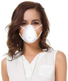The ETI Electric Respirator Mask