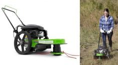 The TAZZ Viper String Mower