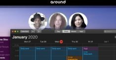 Around Allows Remote Users to Stay in Touch