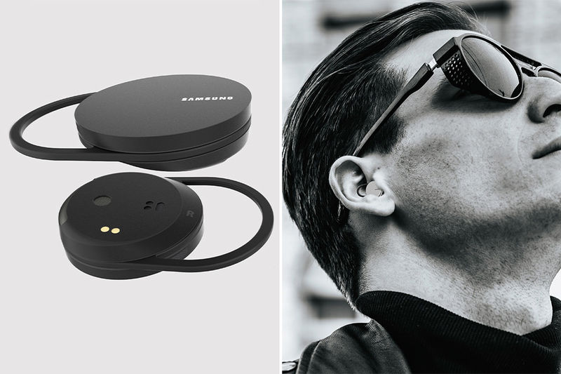 The Samsung 'Yinyang' Earbuds