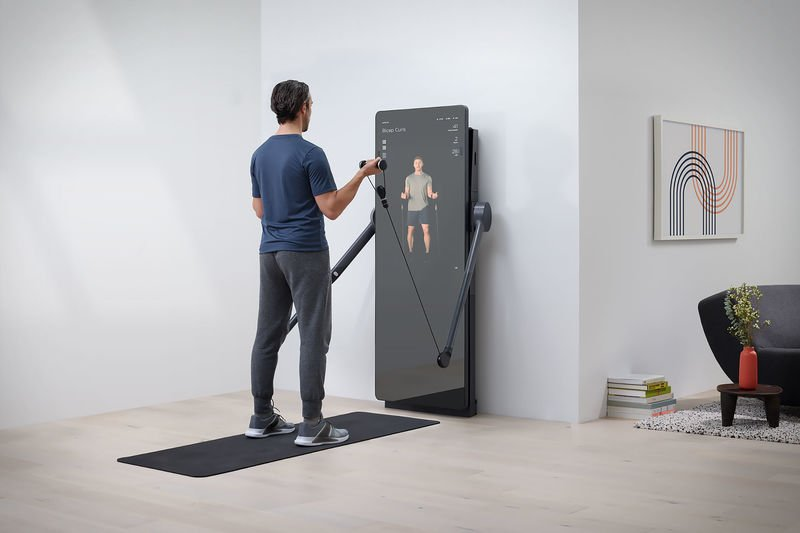 The Forme Fitness Mirror