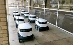 Starship Technologies is Releasing Its Delivery Robots to New Cities