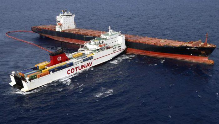 Fujitsu verifies AI technology to predict vessel collision risks in marine traffic control