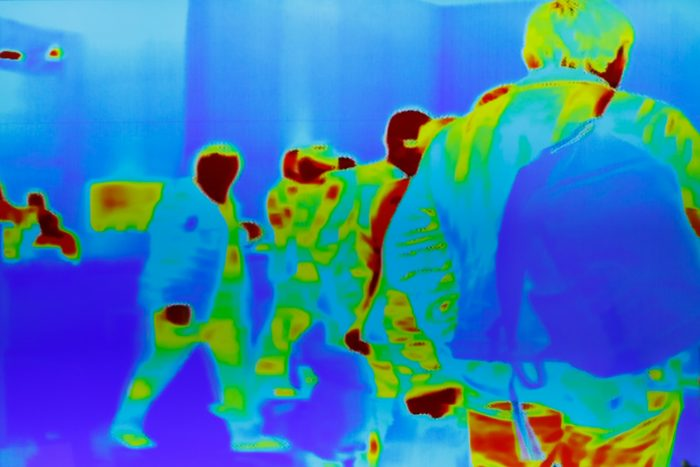 Amazon deploys thermal cameras at its warehouses