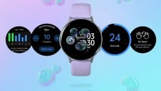 A New Samsung Galaxy Watch App Now Reminds Users To Wash Their Hands