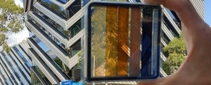 A New Type of Solar Energy Cell That Can Be Used in Windows