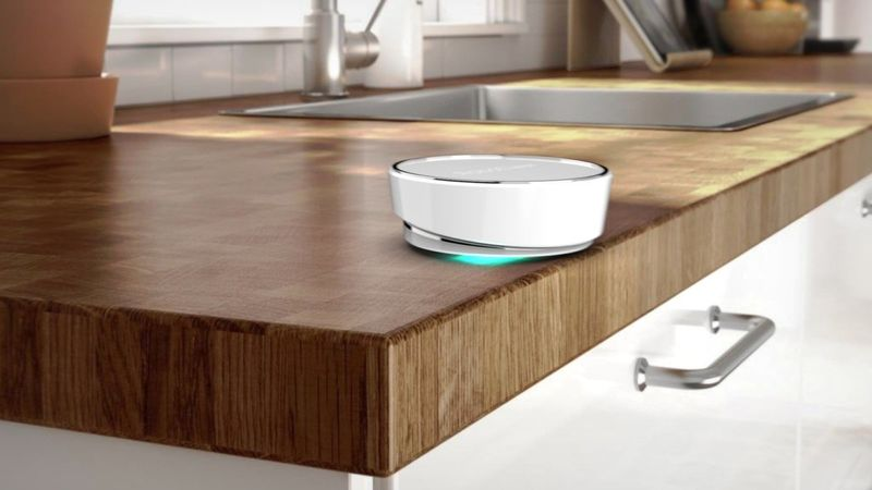 The 'UVRoboclean' Destroys 99.9% of Bacteria and Viruses