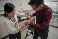 Researchers Develop a Special Bandage for Faster Healing