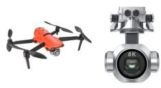 The Autel Robotics EVO II PRO 6K Drone