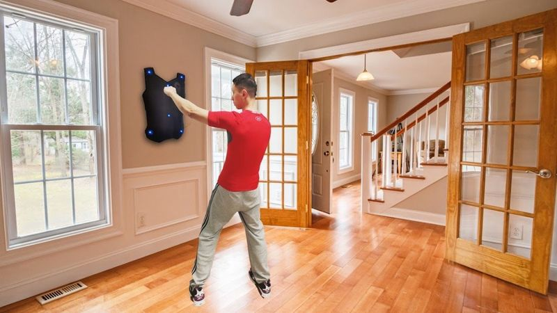 The 'Beat Armor' Home Boxing Device
