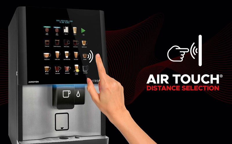 The 'Air Touch' Technology