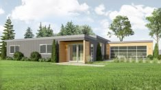 Sustainable Pre-Fabricated Homes
