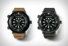 The Seiko Prospex Street Series Urban Safari