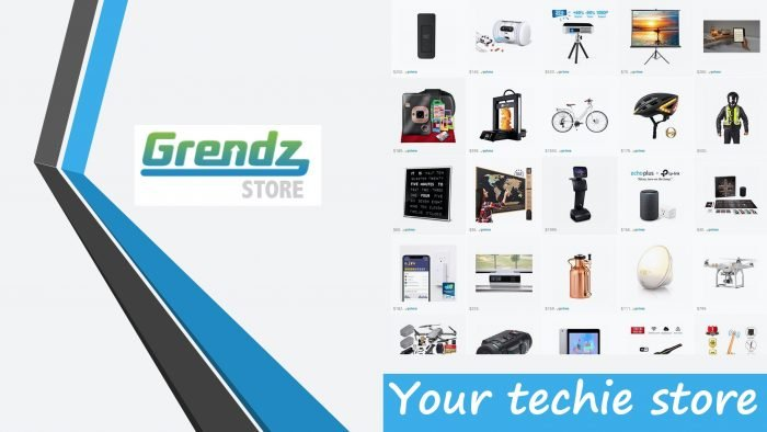 Grendz Store is reaching the 300th coolest products milestone.
