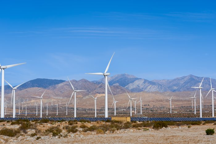 Cheaper cost of wind and solar marks turning point in energy transition