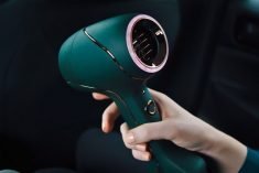 The 'AER' Cordless Blow Dryer