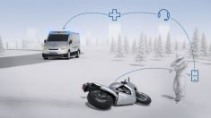 Bosh Launched Help Connect for Motorcycle Users in Germany
