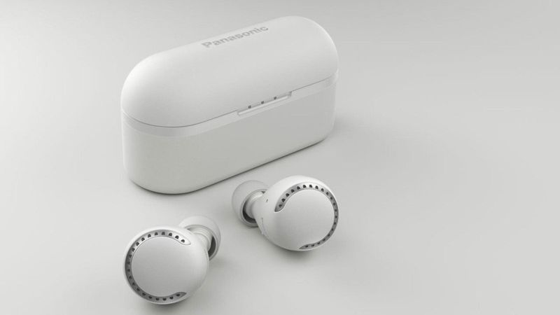 The Panasonic RZ-S500W Wireless Bluetooth Earphones