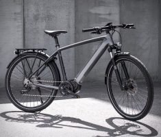 The Triumph Trekker GT E-Bike