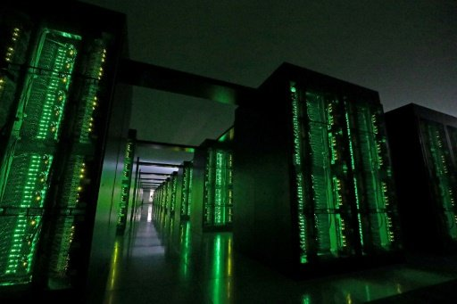 Japan supercomputer is now world's fastest