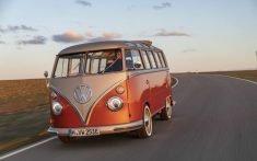 Volkswagen Produced an EV Van Concept