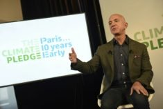 Amazon pledges $2 billion to projects fighting climate change