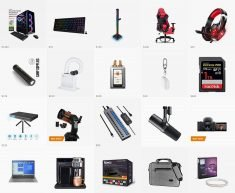 Grendz Store has 400 techie cool gadgets now