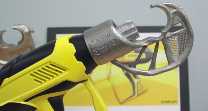 Stanley Black & Decker Pushed the Envelope with New Design