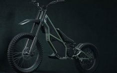 The Kuberg Ranger Hybrid Dirt Bike Scooter