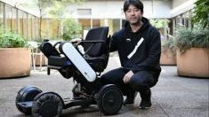Japanese designer to bring high-tech wheelchairs to China