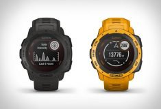 The Garmin Instinct Solar