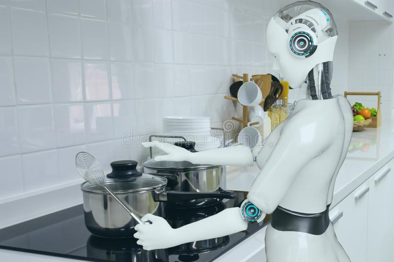 Demand for robot cooks rises after COVID19