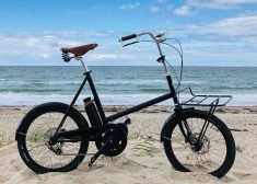 The B'fair e-Bike Helps Raise Funds